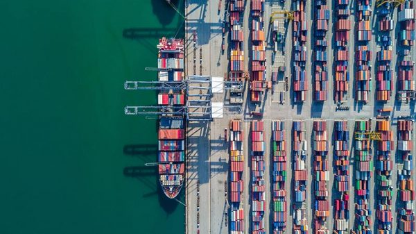 London Thamesport's Short Sea Role Strengthened by Containerships