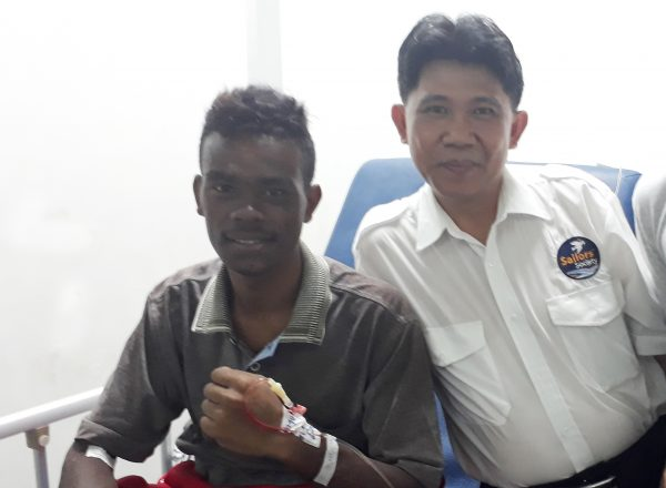 Miracle Seafarer Survives Six Days In The Sea After Ship Sinks