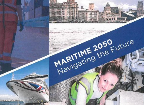 British Ports Association Welcomes Government's 'Maritime 2050' Strategy