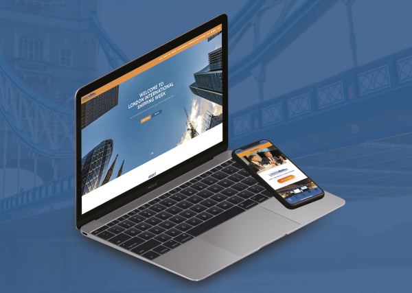 London International Shipping Week unveils new website and interactive app