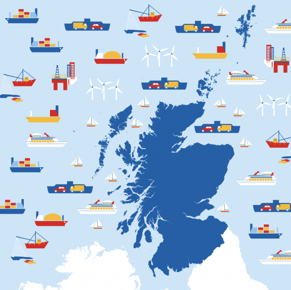 Scottish Ports Group elects new chairman to champion ports in Scotland