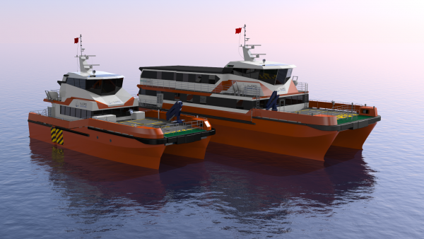 BMT introduces two revolutionary designs that will boost efficiency for Taiwanese offshore wind operations