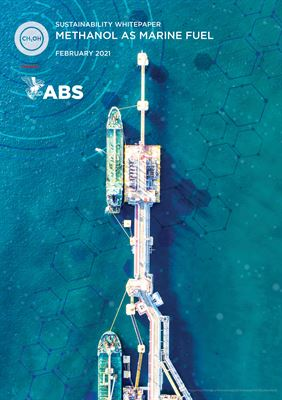 ABS Publishes Guidance on Methanol as Marine Fuel