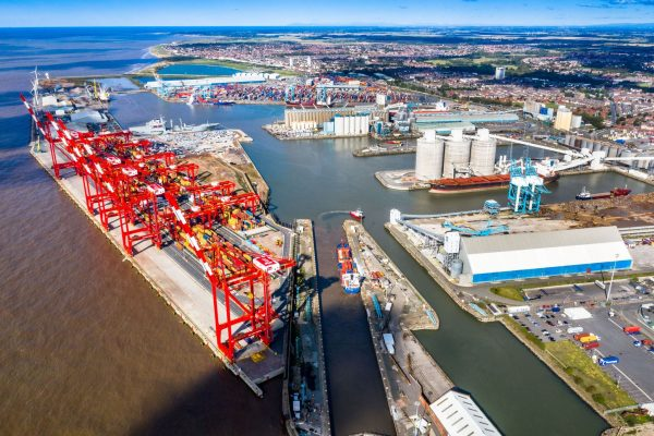 Port of Liverpool is gateway for region's freeport success