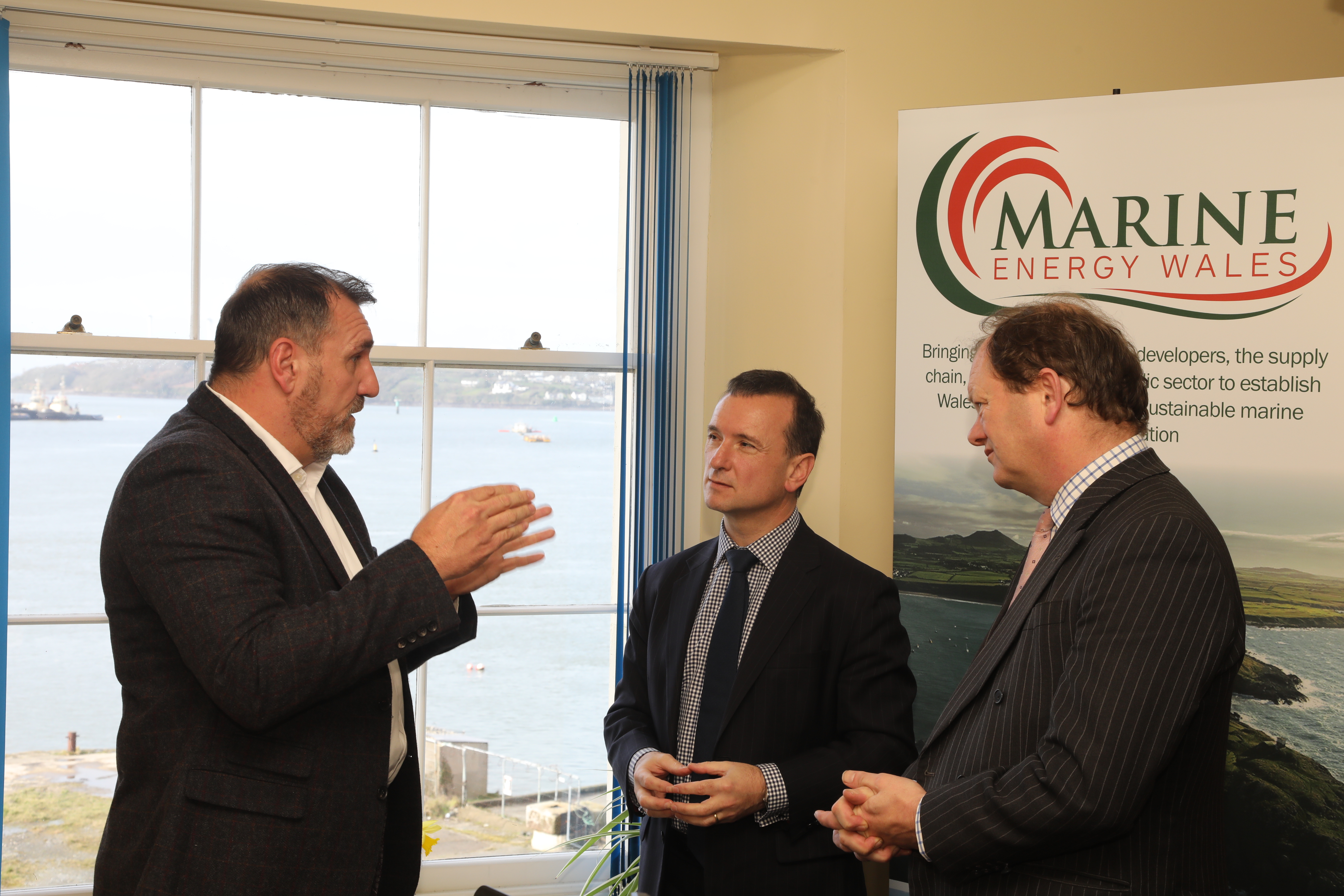 Welsh Secretary emphasises importance of City Deal to Pembrokeshire's future