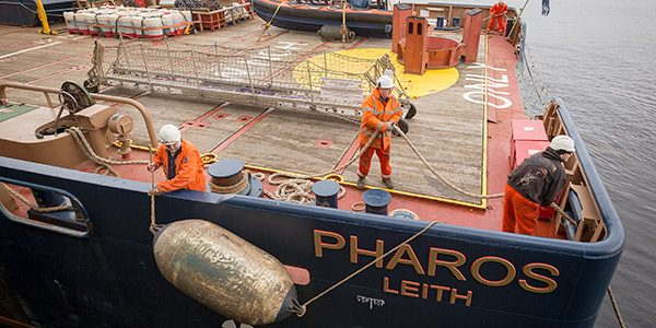Lighthouse Tender 'Pharos' to take part In LISW 2019