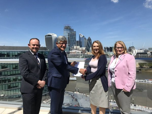 FIRST COMPANIES GAIN UK WOMEN IN MARITIME CHARTER CERTIFICATION