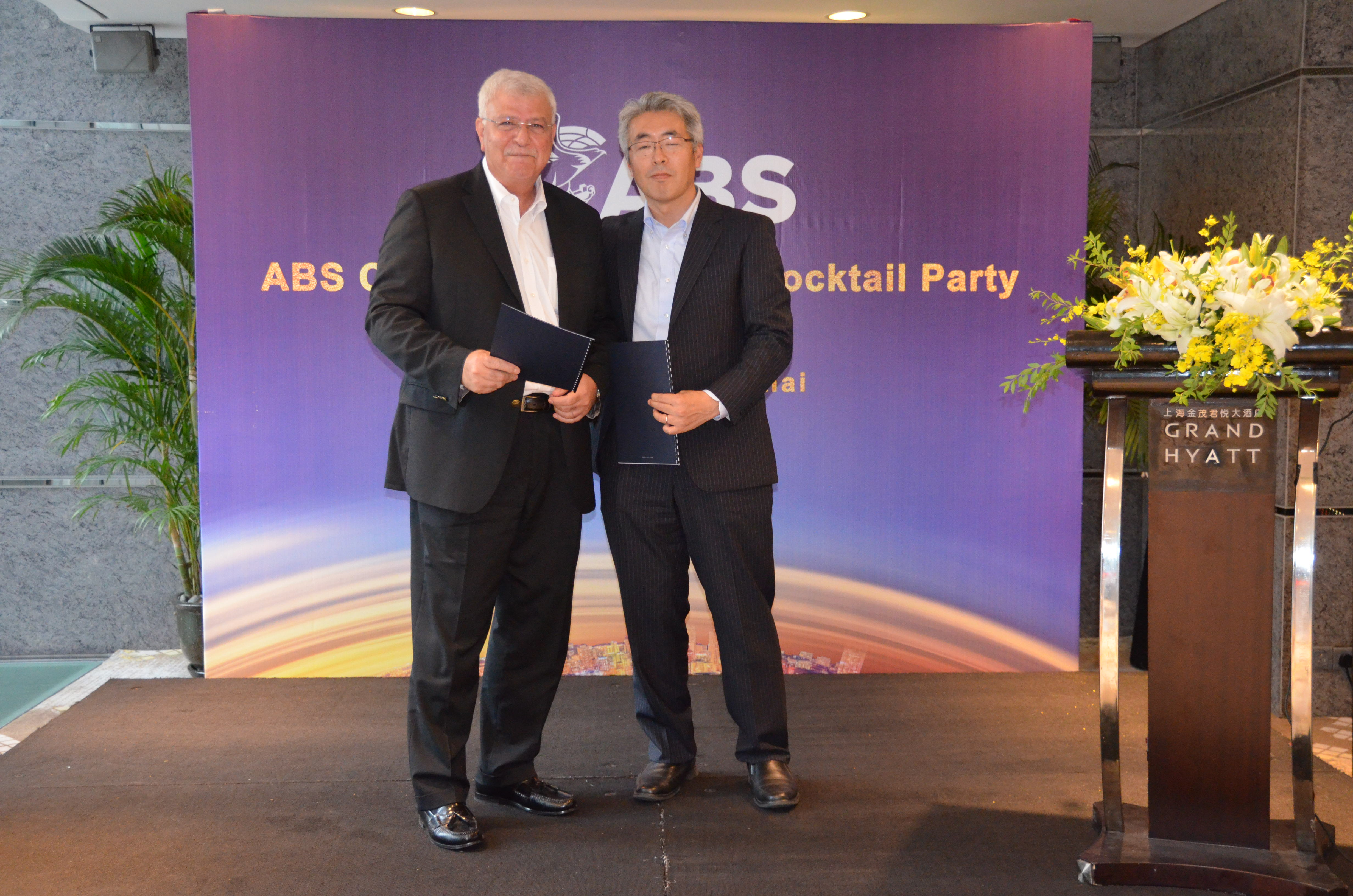 ABS and MOL in Landmark Gas Carrier Agreement – London International