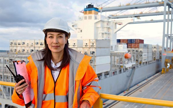 Understanding the importance of women's role in the development of the maritime industry
