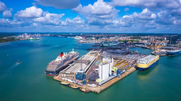 Port of Southampton and Government launch UK first Port Economic Partnership