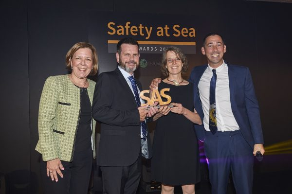 Videotel Wins Best Crew Wellbeing Programme at Safety at Sea Awards