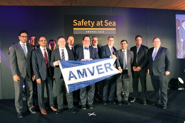 ABS Supports Amver Awards Honoring UK's Commitment to Saving Lives at Sea