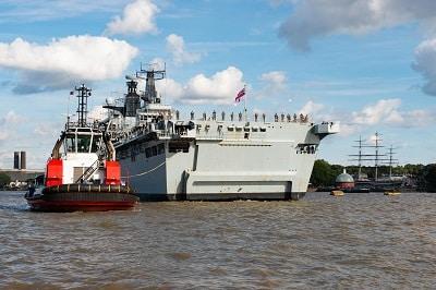 Maritime's £56bn UK economic impact revealed at the start of London International Shipping Week